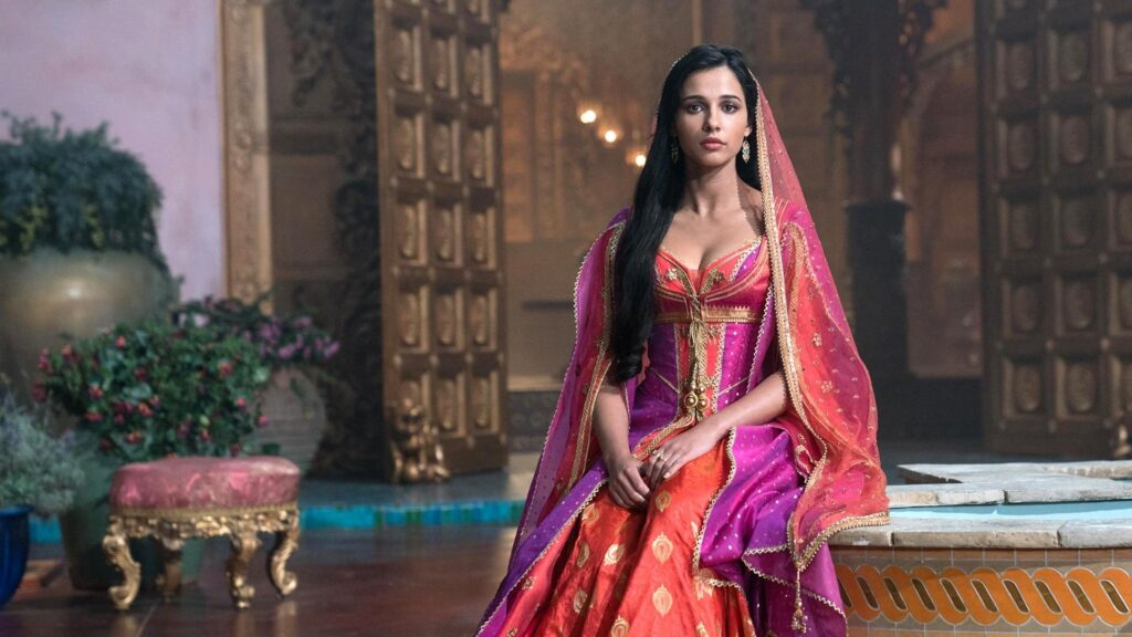 """Image from the movie """"Aladdin"""""""