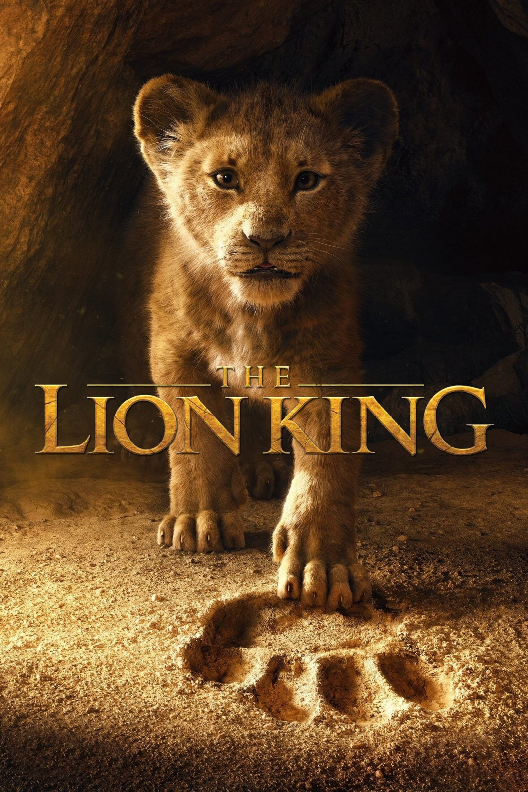 "Poster for the movie ""The Lion King"""