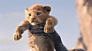 """Image from the movie """"The Lion King"""""""